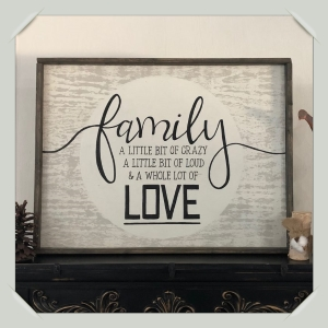 24x36 $65 Family Sign