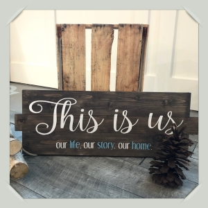 14x34 $62 This Is Us