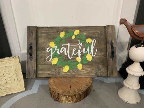 14x24 $65 Tray w Handles Grateful
